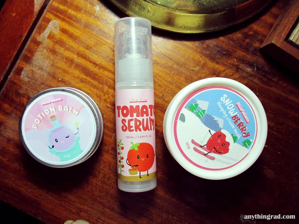 Skinpotions Skin Care Products Review