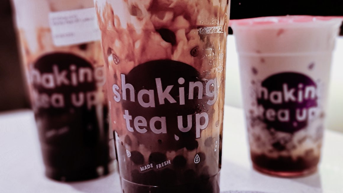 Shaking Tea Up! Brown Sugar Milktea Madness