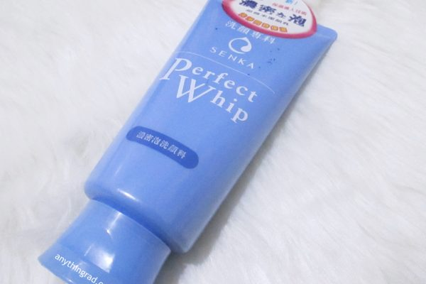 5 Reasons to Love Shiseido Senka Perfect Whip