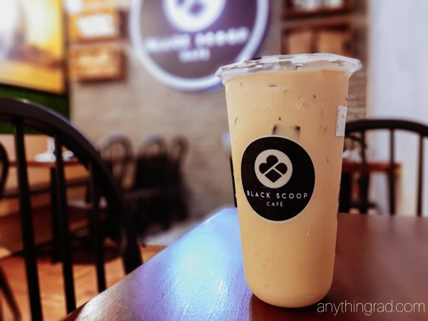 Black Scoop Cafe Review – SM North EDSA