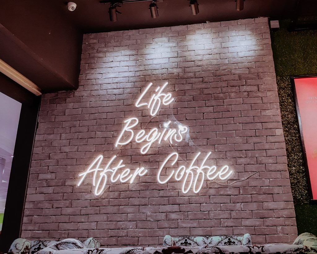 Coffee lover? Try Black Scoop Cafe at SM North Edsa The Block