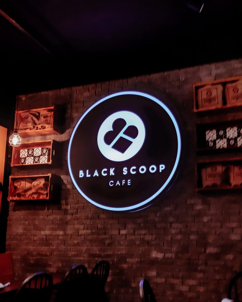 Black Scoop Cafe SM North Edsa The Block