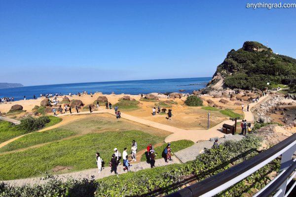 Exploring Taiwan: Hiking Yehliu Geopark (VIDEO)