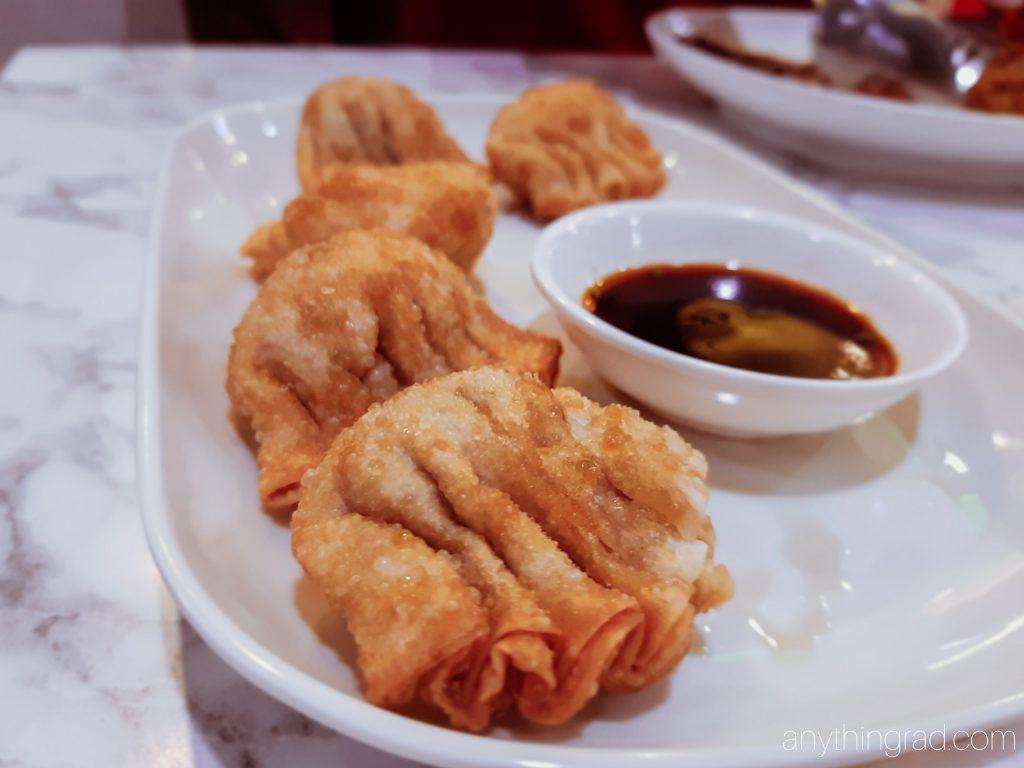 Hawker Chan SM North Fried Dumplings