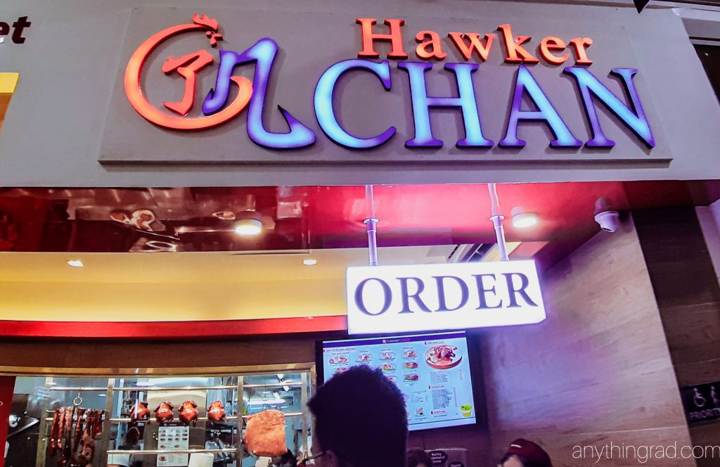 How to Order at Hawker Chan