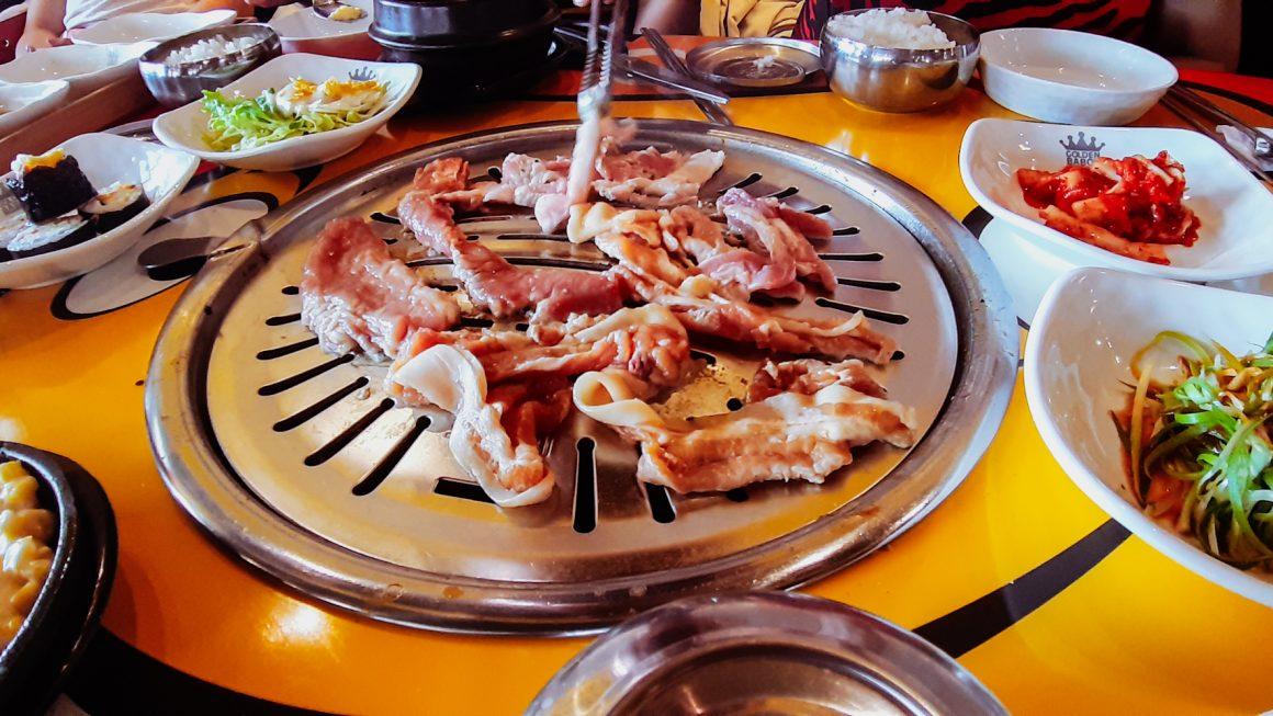 Golden Baboy Unli Korean Samgyupsal