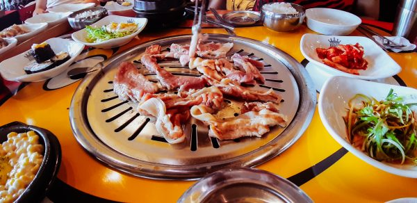 GOLDEN BABOY Review: Best Unli Korean Samgyupsal Experience (They Got Cheese!)