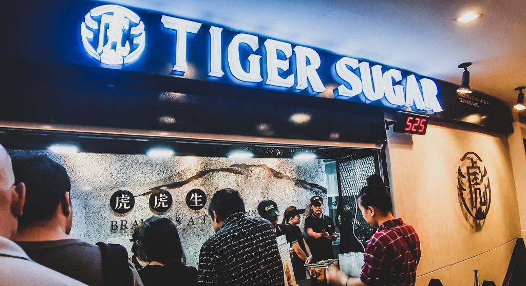 Tiger Sugar Trinoma Food Choices Level 2