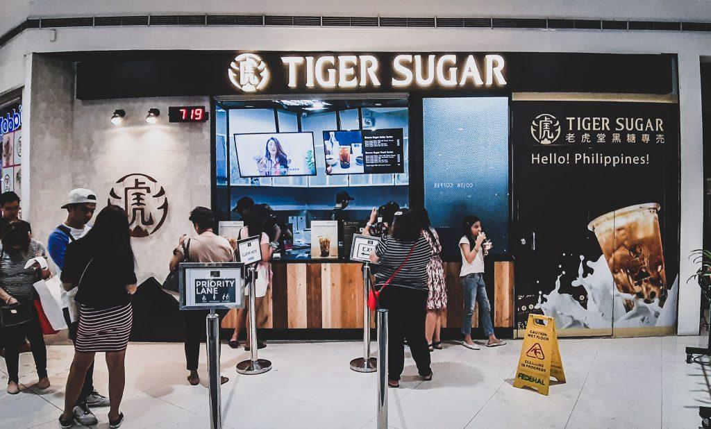 Tiger Sugar SM North EDSA Review