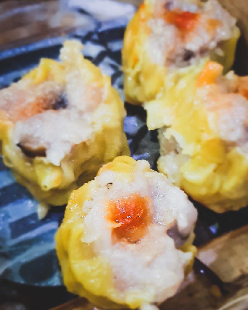 Ying Ying Menu - Pork Siomai