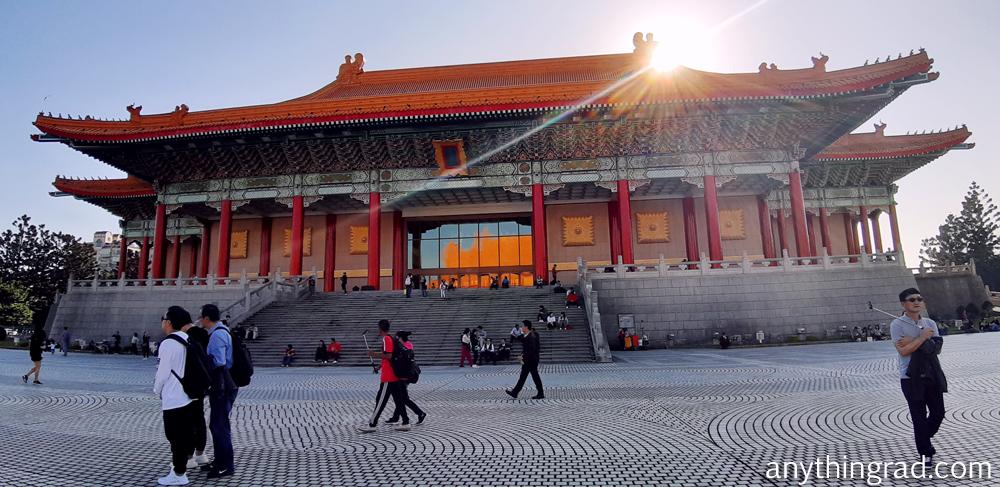 Chiang Kai Shek Memorial Hall National Theater
