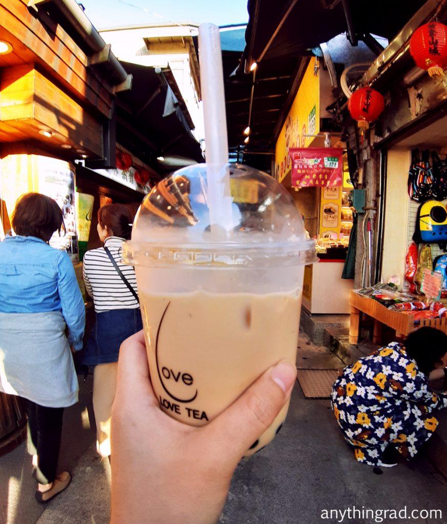 Authentic Taiwanese Xing Fu Tang Boba Milk Tea