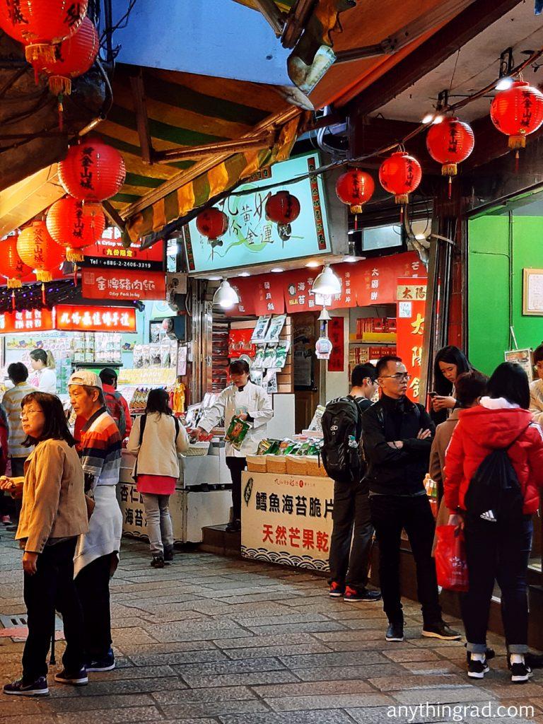 Jiufen Taiwan Travel