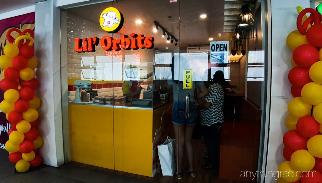 Lil Orbits SM North EDSA Location