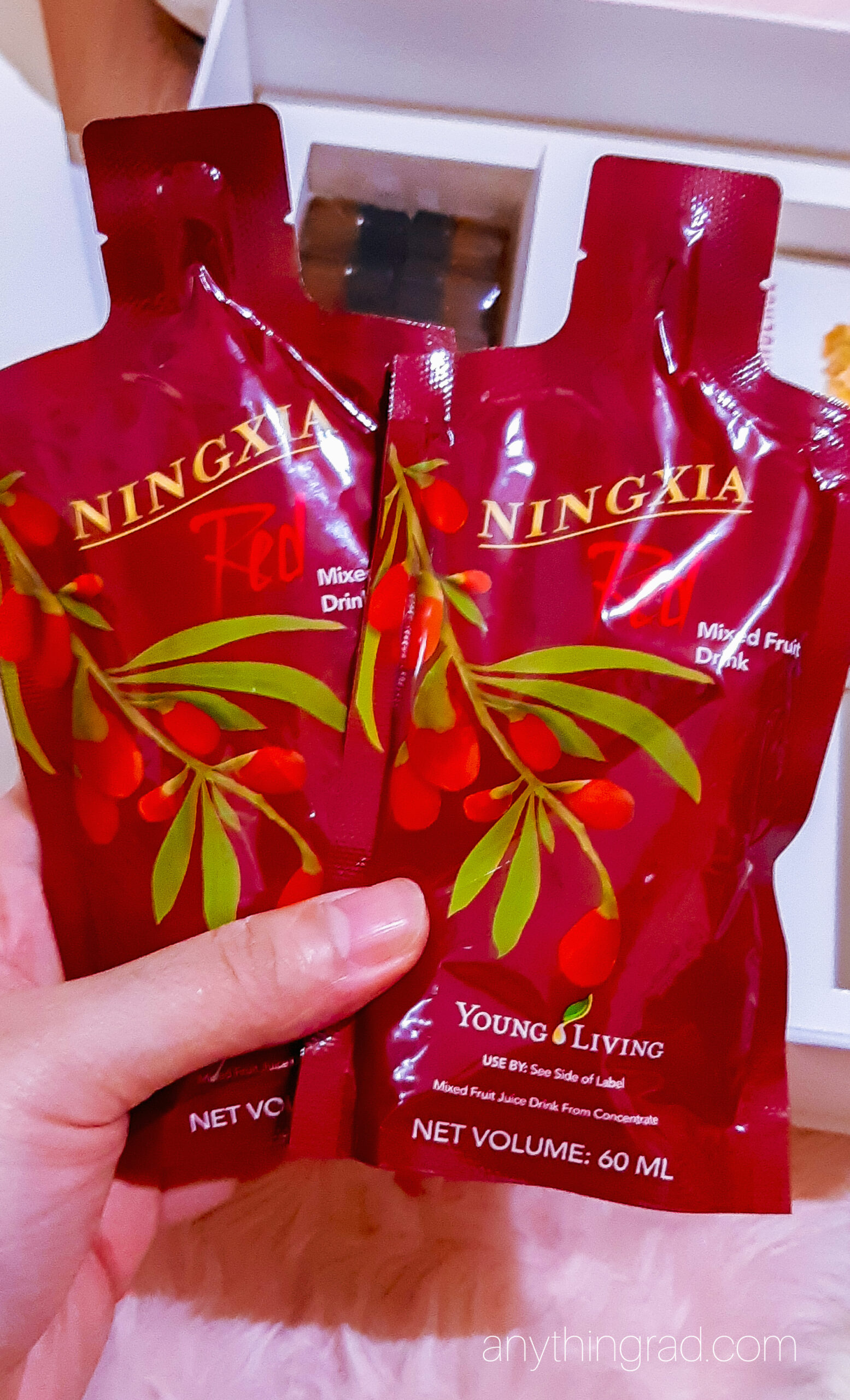 NingXia Red in Premium Starter Kit